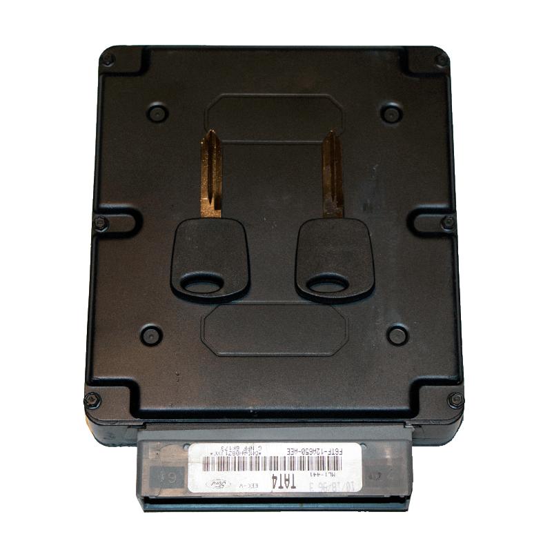 2001 Ford Taurus PCM ECM Engine Computer with Keys